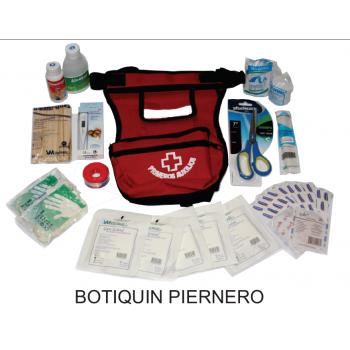 Botiquín Piernero