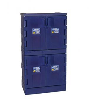 Gabinete  para Acidos y Corrosivos  en Polietileno HDPE - 44 Gls