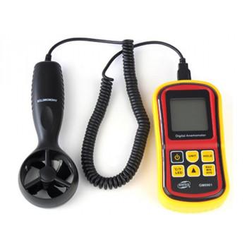 Anemometro  Digital Gm8901 - Electromanfer
