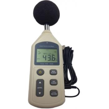 Sonometro Decibelimetro Gm1358 - Electromanfer