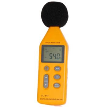Sonometro Decibelimetro Sl814