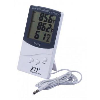 Termohigrómetro Lectura Digital TA318