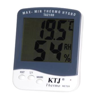Termohigrómetro  Digital Ta218d Electromanfer