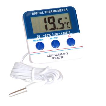 Termómetro Nevera Lectura Digital RT803E ELECTROMANFER