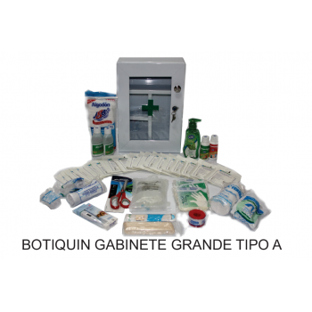 Botiquín  Gabinete  Grande Tipo A - ELECTROMANFER