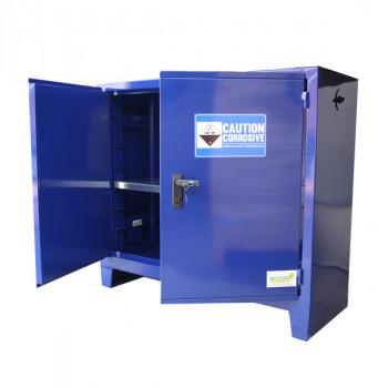 Gabinete  para Ácidos 30 Galones - Electromanfer