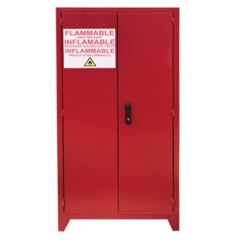 Gabinete  para Ácidos 45Galones - Electromanfer