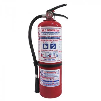 Extintor BC De 30 Lb Rojo