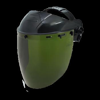 Careta Visor Policarbonato IR 3.0 Rocket  - Electromanfer