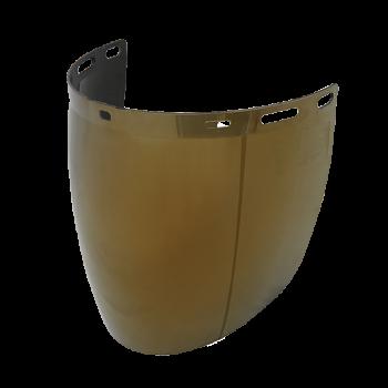 Visor ROCKET IR 5.0 Dorado Steelpro - Electromanfer