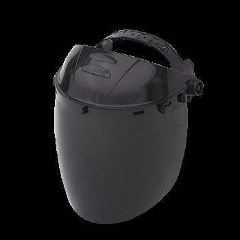 Careta Visor Policarbonato IR 5.0 Rocket Steelpro - Electromanfer