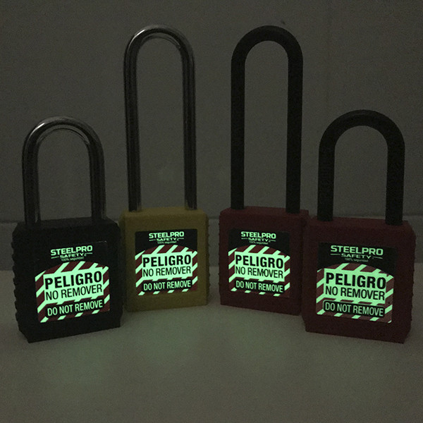 Caja X5Und Llave Maestra - Candado Grillete Acero - Electromanfer
