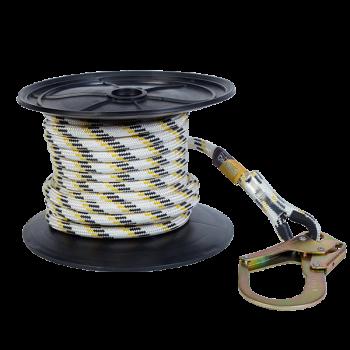 Línea de vida en cuerda Kernmantle de 16mm - Electromanfer