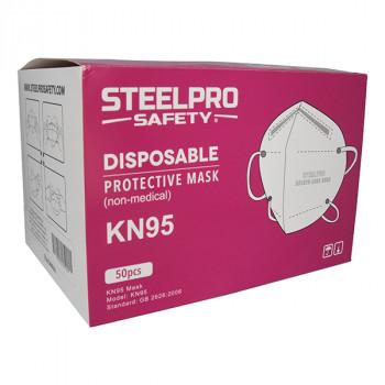 Respirador M99P2 - Kn95 Descartable Steelpro - Electromanfer