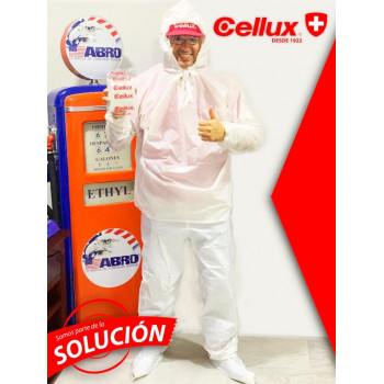 Traje  Tyvek Cellux