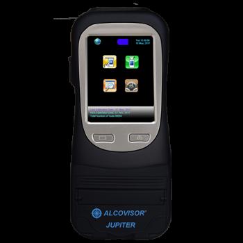 Alcoholímetro Júpiter - Electromanfer