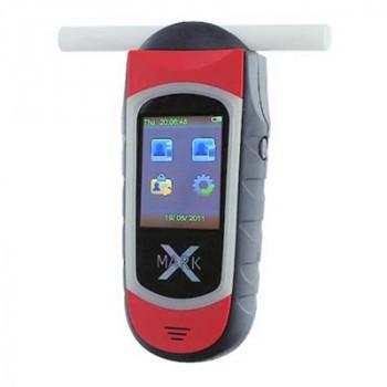Alcoholímetro Mark-X - Electromanfer
