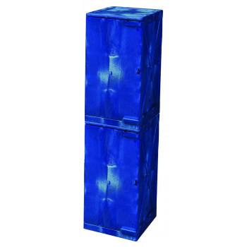 Gabinete Plástico Ácidos Y Corrosivos 24 Gls - Electromanfer