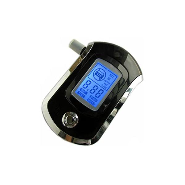Alcoholímetro Breath Tester Modelo At6000 - Electromanfer