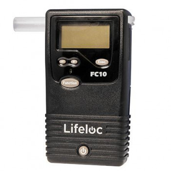 Alcoholimetro Marca Lifeloc Modelo Fc10 - Electromanfer