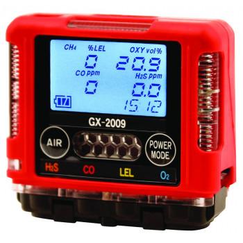 Detector Gases RKI GX-2009 - Electromanfer