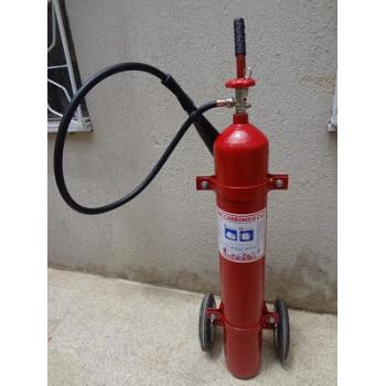 Extintor  CO2 -20 Lb -Electromanfer
