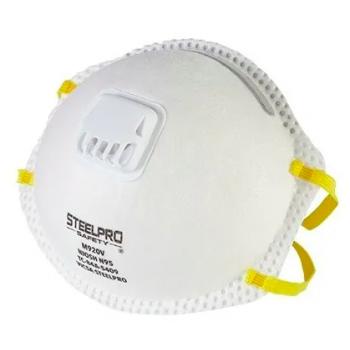 Respirador N95 M920v  Steelpro