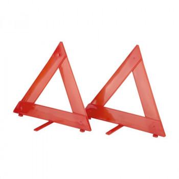 Triángulos Señalización Par
