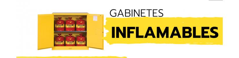 Gabinetes para inflamables