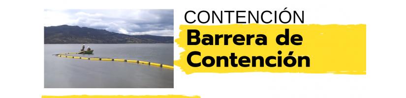 Barrera de Contención